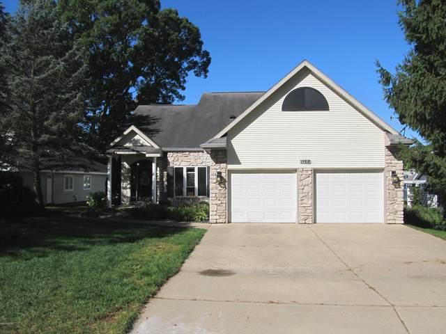 1168 N Eagle Lake Drive, Kalamazoo, MI 49009 (MLS #20031364) :: CENTURY 21 C. Howard