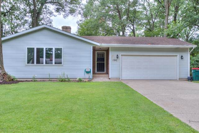 1345 Poulson Road, Muskegon, MI 49445 (MLS #20031432) :: Jennifer Lane-Alwan