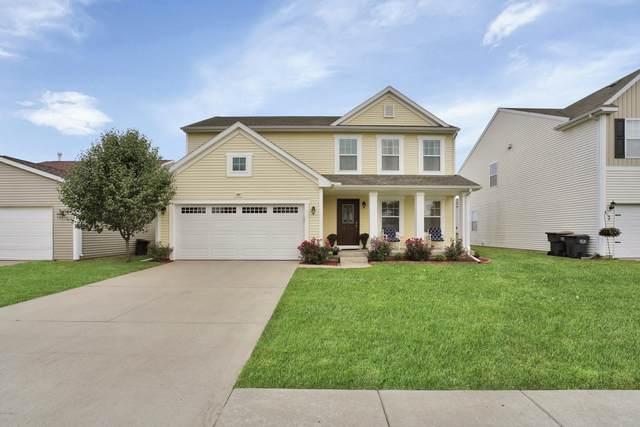 1402 Odell Farm Lane, Vicksburg, MI 49097 (MLS #20031543) :: Keller Williams Realty | Kalamazoo Market Center