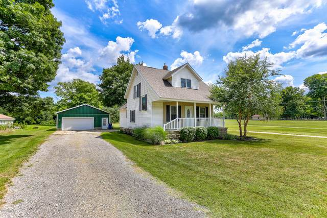 3615 47th Street, Hamilton, MI 49419 (MLS #20031644) :: JH Realty Partners