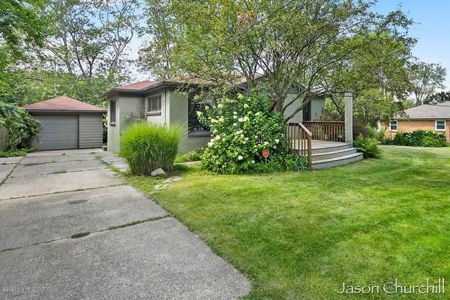 1017 Nixon Avenue NW, Walker, MI 49534 (MLS #20031842) :: Ginger Baxter Group