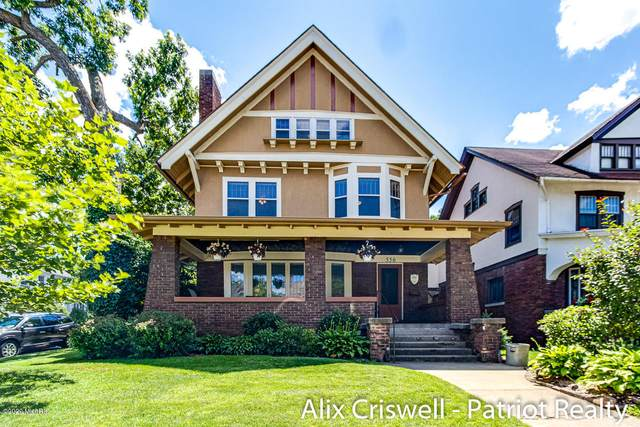 556 E Fulton Street, Grand Rapids, MI 49503 (MLS #20032026) :: JH Realty Partners