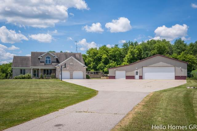 1274 S Marble Road, Lowell, MI 49331 (MLS #20032474) :: CENTURY 21 C. Howard