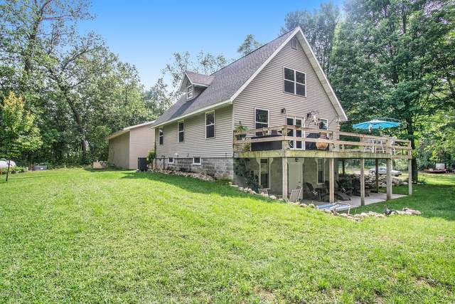 6248 E Crystal Lake Road, Holton, MI 49425 (MLS #20032583) :: Ginger Baxter Group