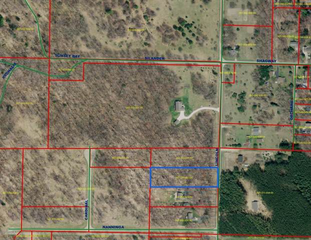 N Lincoln Road Lot #2, Ludington, MI 49431 (MLS #20032746) :: Deb Stevenson Group - Greenridge Realty