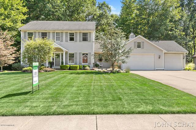 4902 Tyler Oaks Drive, Hudsonville, MI 49426 (MLS #20033123) :: Jennifer Lane-Alwan