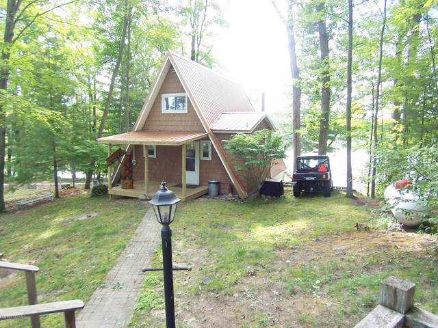 530 Mclachlan Point, Evart, MI 49631 (MLS #20033136) :: Jennifer Lane-Alwan