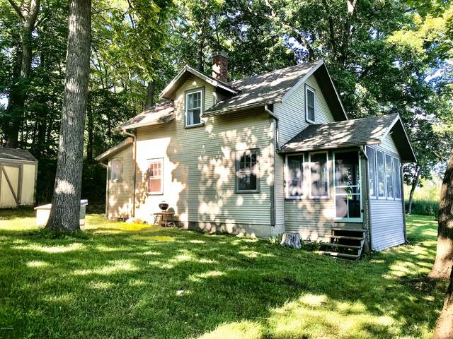 10998 E Carlton Center Road, Woodland, MI 48897 (MLS #20033810) :: Ginger Baxter Group