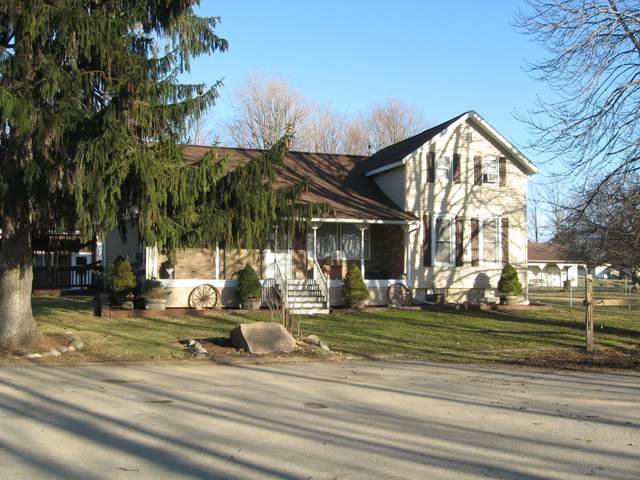 1211-1213 Clarendon Road, Homer, MI 49245 (MLS #20033829) :: CENTURY 21 C. Howard