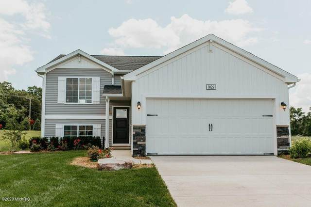 1010 Bush Creek Lane, Whitehall, MI 49461 (MLS #20034109) :: Ron Ekema Team