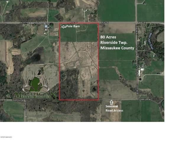 1422 Brinks Road, Marion, MI 49665 (MLS #20034313) :: Deb Stevenson Group - Greenridge Realty