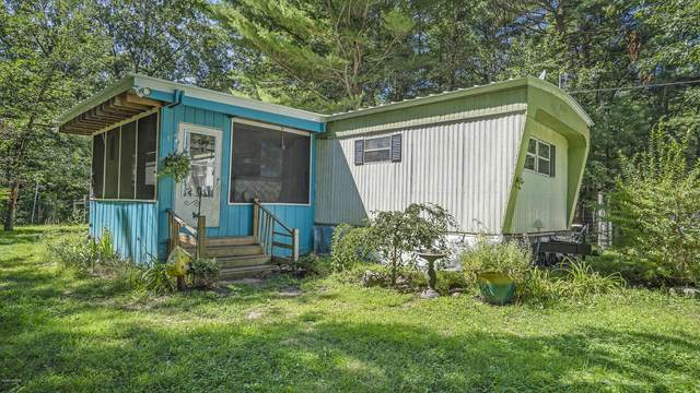 3395 S Spruce Ave, White Cloud, MI 49349 (MLS #20034563) :: Ginger Baxter Group