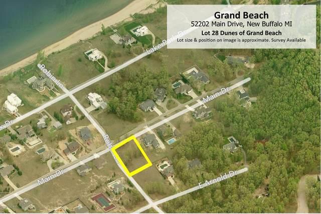 52202 Main Drive, New Buffalo, MI 49117 (MLS #20034740) :: Ginger Baxter Group