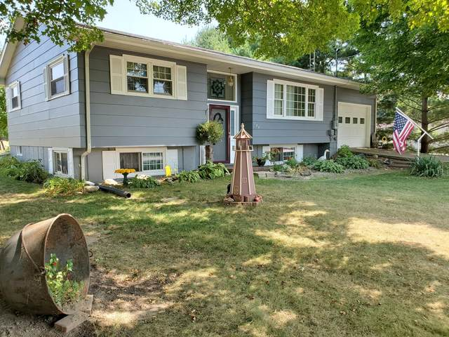 127 Crockett Drive, Quincy, MI 49082 (MLS #20034835) :: CENTURY 21 C. Howard