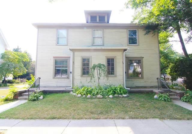 417-419 N Cedar Street, Allegan, MI 49010 (MLS #20034947) :: Keller Williams RiverTown