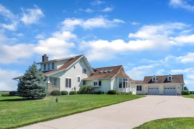 9739 Mt. Hope Road, Carson City, MI 48811 (MLS #20034970) :: JH Realty Partners
