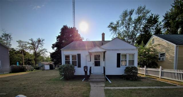 1164 Monroe Street, Benton Harbor, MI 49022 (MLS #20035042) :: JH Realty Partners