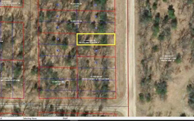 #5 Lot 29 Blk 25 Lakewoods Acres, Baldwin, MI 49304 (MLS #20035250) :: Jennifer Lane-Alwan