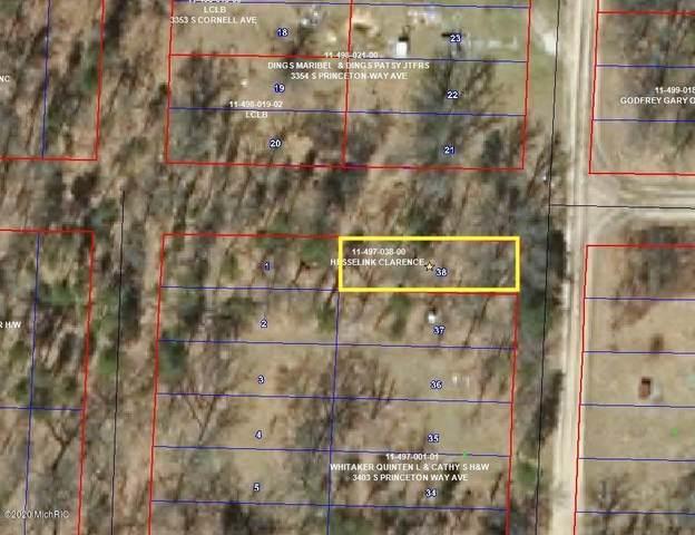 #6 Lot 38 Blk 97 Lakewood Acres#4, Baldwin, MI 49304 (MLS #20035251) :: Jennifer Lane-Alwan