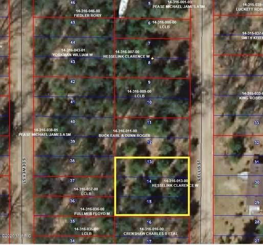 #11 Lot 13/14/15 Blk 86 Idlwld Tr3, Baldwin, MI 49304 (MLS #20035267) :: Keller Williams RiverTown