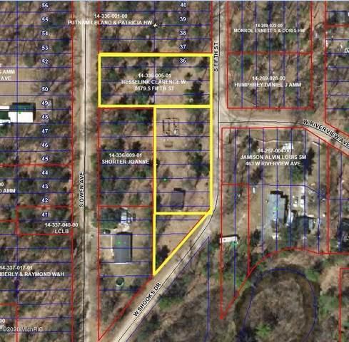 8679 S Fifth Street, Idlewild, MI 49642 (MLS #20035269) :: Keller Williams RiverTown