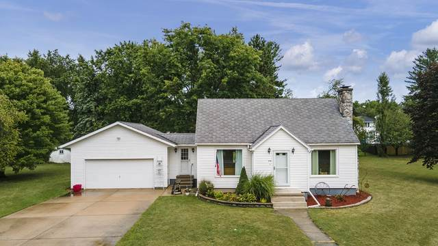 328 W Church Avenue, Reed City, MI 49677 (MLS #20035646) :: Ron Ekema Team