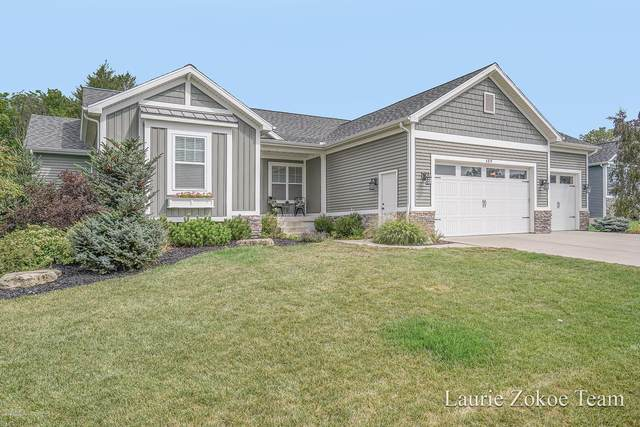 459 Ivy Grove North NW, Grand Rapids, MI 49534 (MLS #20035796) :: Ginger Baxter Group