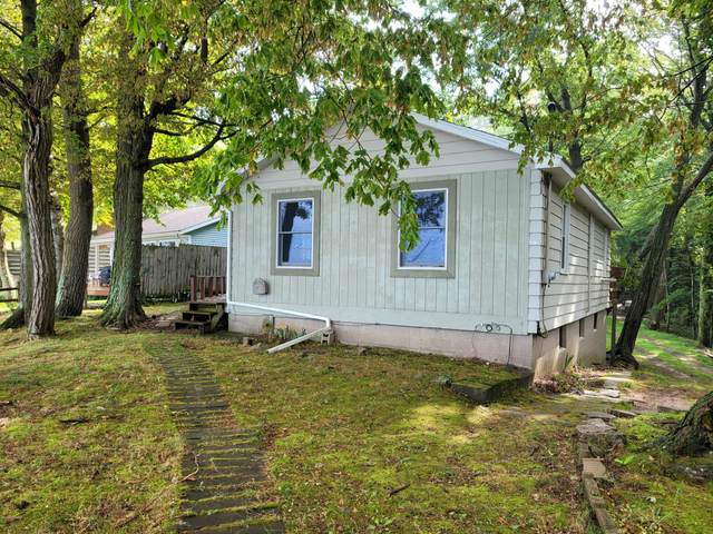 5463 Ridge Road, Pentwater, MI 49449 (MLS #20035803) :: Ron Ekema Team