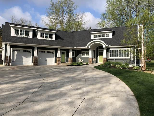 2180. Steamburg Road, Hillsdale, MI 49242 (MLS #20036091) :: Ginger Baxter Group