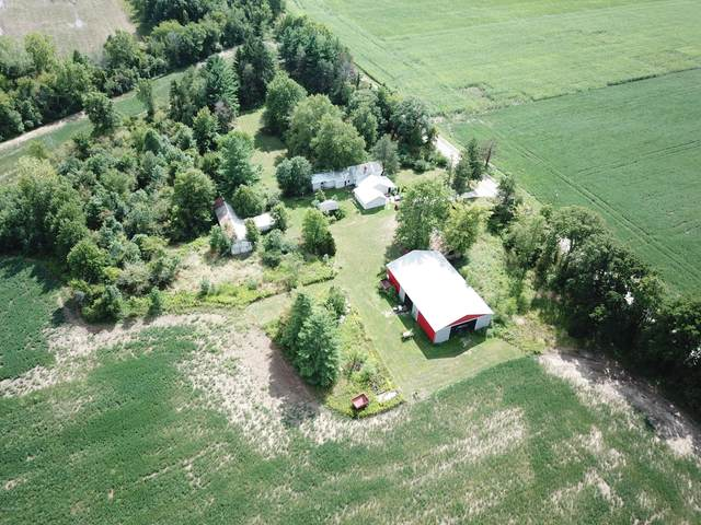 12147 Clement Highway, Morenci, MI 49256 (MLS #20036349) :: Ginger Baxter Group