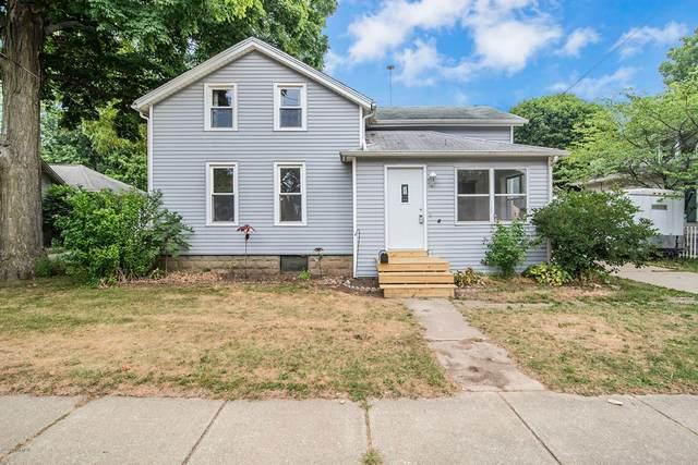 720 W Hanover Street, Marshall, MI 49068 (MLS #20036449) :: Deb Stevenson Group - Greenridge Realty