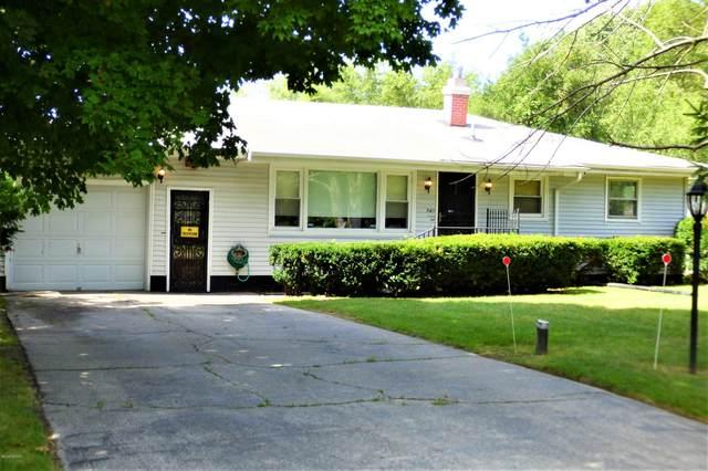 740 Tower Drive, Benton Harbor, MI 49022 (MLS #20036489) :: Ginger Baxter Group