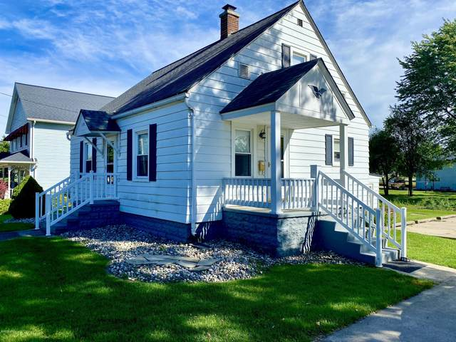 118 E Main Street, Westphalia, MI 48894 (MLS #20036706) :: Ron Ekema Team