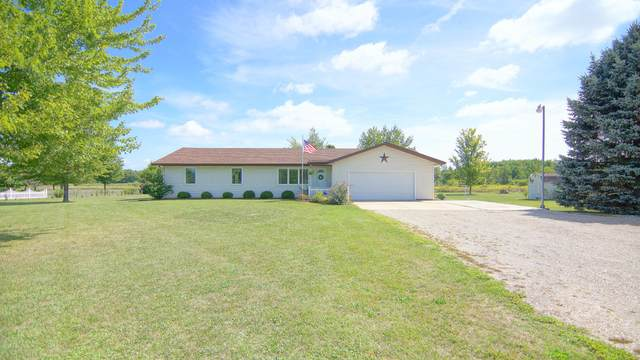 4969 Bundy Road, Coloma, MI 49038 (MLS #20036736) :: JH Realty Partners