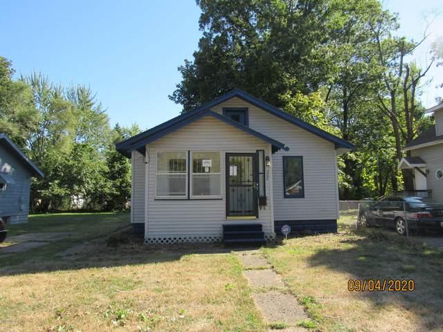 266 Parker Avenue, Benton Harbor, MI 49022 (MLS #20036956) :: JH Realty Partners