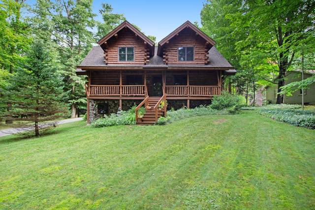 950 6th Street, Pentwater, MI 49449 (MLS #20036968) :: Deb Stevenson Group - Greenridge Realty