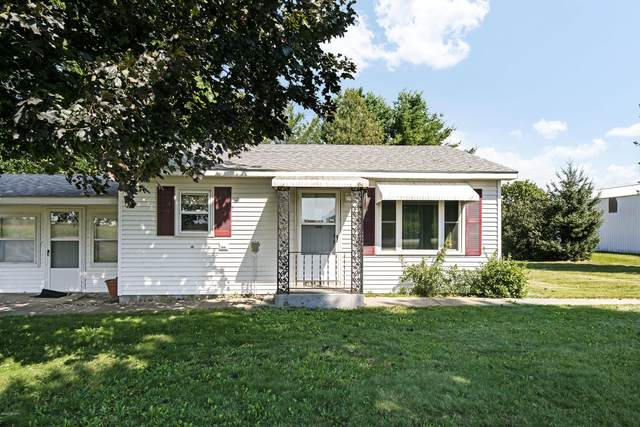14766 Howard City Edmore Rd, Howard City, MI 49329 (MLS #20037019) :: Keller Williams RiverTown