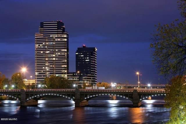 335 Bridge Street NW #3001, Grand Rapids, MI 49504 (MLS #20037216) :: JH Realty Partners
