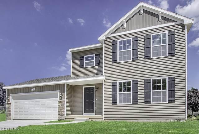 4870 Shadow Creek Drive, Hudsonville, MI 49426 (MLS #20037249) :: JH Realty Partners