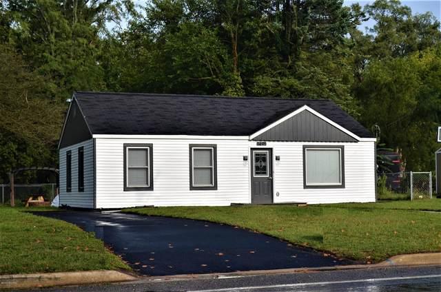 1491 Colfax Avenue, Benton Harbor, MI 49022 (MLS #20037321) :: Ron Ekema Team