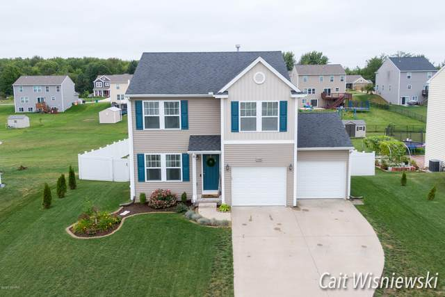 1732 S South Park Drive SE, Caledonia, MI 49316 (MLS #20037603) :: JH Realty Partners