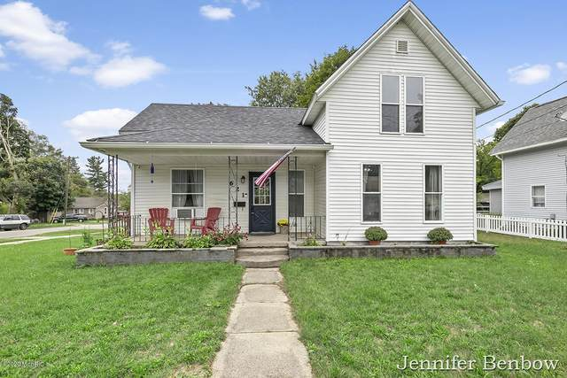 621 James Street, Belding, MI 48809 (MLS #20037766) :: JH Realty Partners