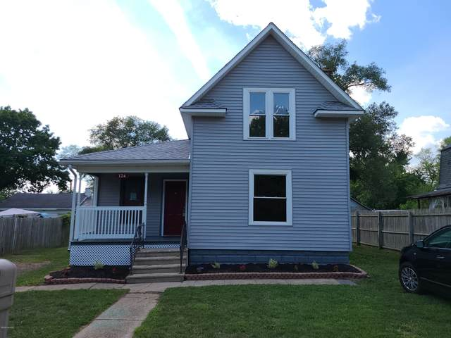 124 Parcom Street, Kalamazoo, MI 49048 (MLS #20037813) :: Ginger Baxter Group