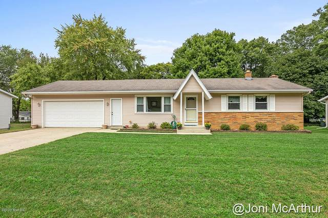 2769 Wabash Drive NE, Grand Rapids, MI 49525 (MLS #20037832) :: JH Realty Partners