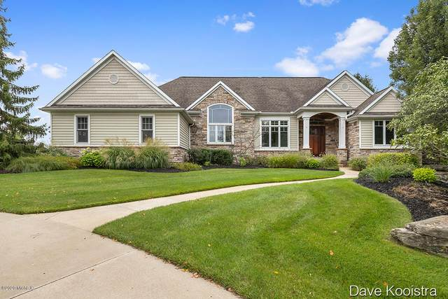 7707 Harmony Cove Court SE, Byron Center, MI 49315 (MLS #20037905) :: JH Realty Partners