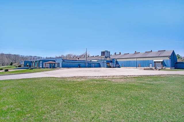 9886 N Tudor Road, Berrien Springs, MI 49103 (MLS #20037945) :: Ginger Baxter Group