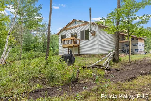 17645 Old Logging Trail Road, Hersey, MI 49639 (MLS #20037958) :: JH Realty Partners