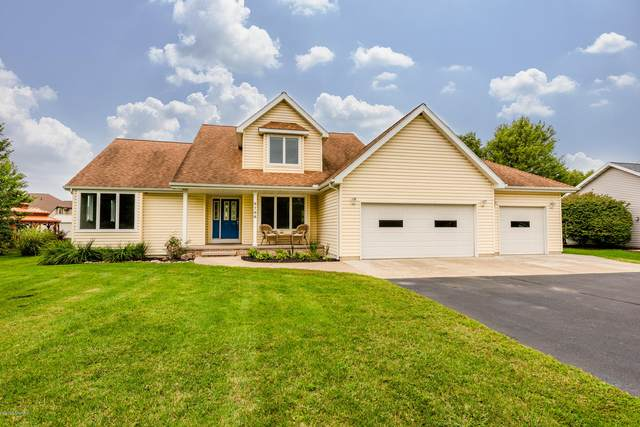 9766 Gast Road, Bridgman, MI 49106 (MLS #20038058) :: JH Realty Partners