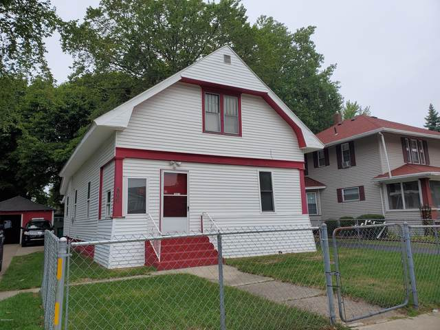 866 Columbus Avenue, Benton Harbor, MI 49022 (MLS #20038084) :: JH Realty Partners