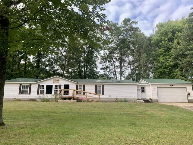 6812 E Madison Road, Walkerville, MI 49459 (MLS #20038173) :: Keller Williams RiverTown